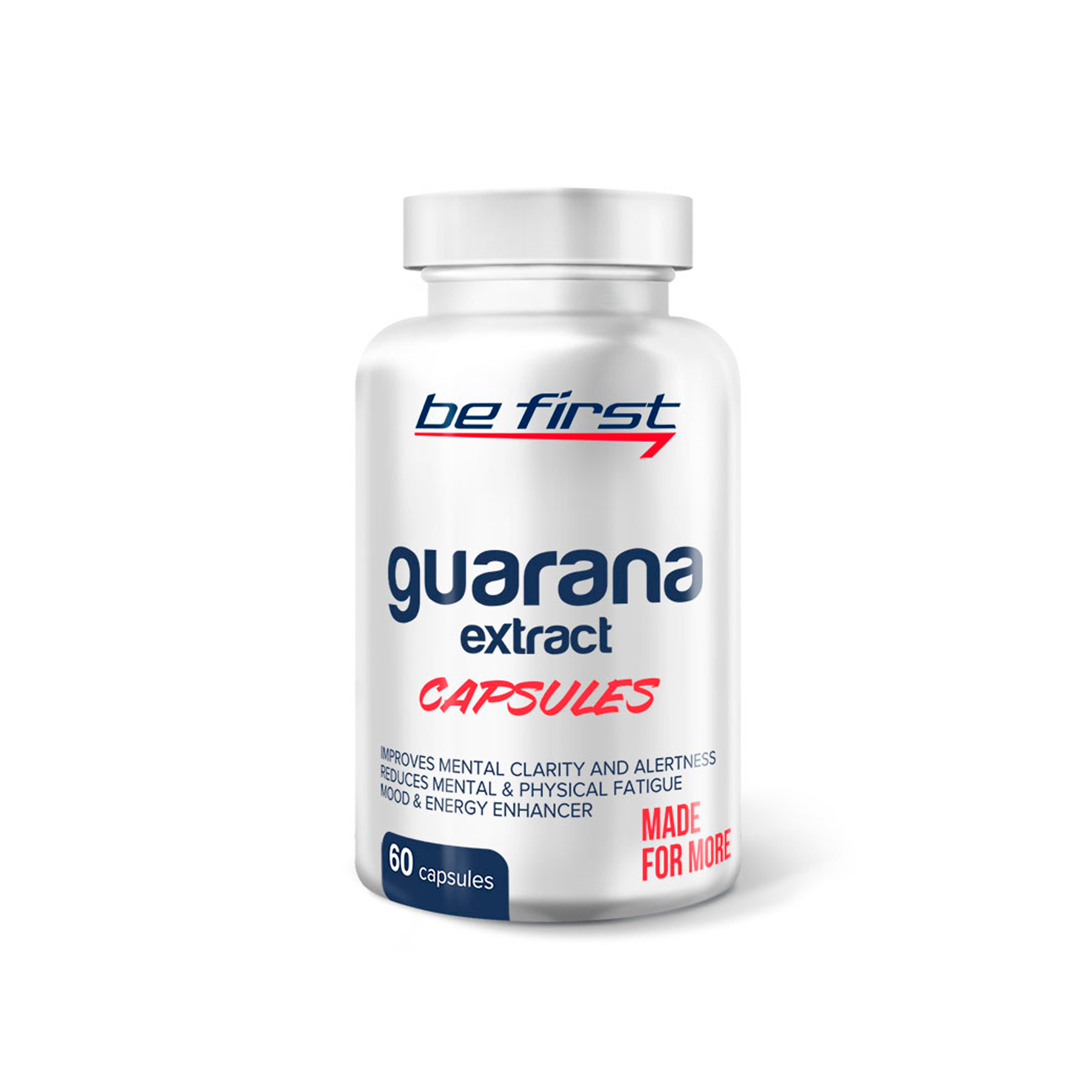 Be First Guarana extract 60 капсул