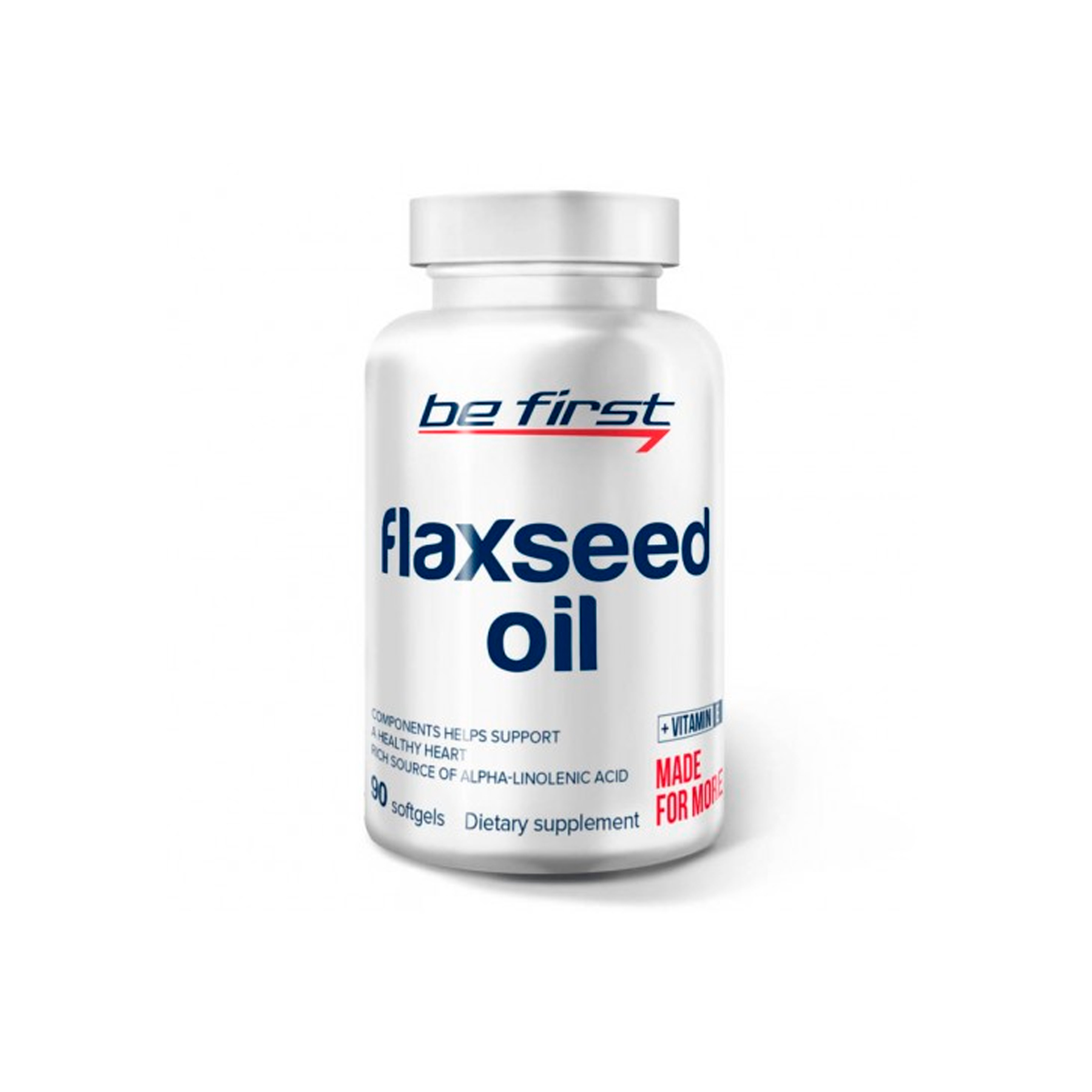Be First Flaxseed Oil 90 капсул